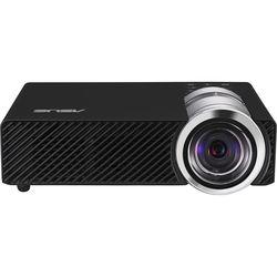 ASUS B1MR 900 Lumen WXGA Wireless DLP Projector (Black)