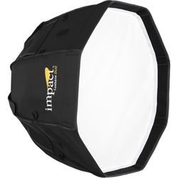"Impact Luxbanx Duo Deep Extra-Small Octagonal Softbox (18"")"