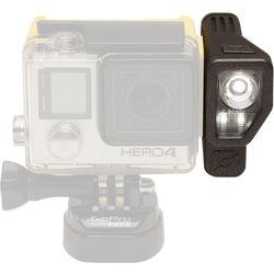 Brunton ALL NIGHT Extended Battery Pack and LED Light for GoPro HERO, HERO3, HERO3+, and HERO4 (Black)