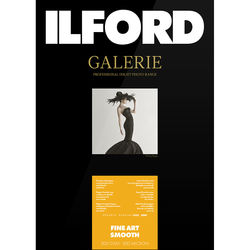 """Ilford GALERIE Prestige Fine Art Smooth Paper (200 gsm, 8.5 x 11"""", 25 Sheets)"""