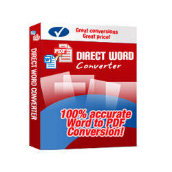 Direct PDF Converter Direct Word Converter
