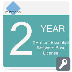Milestone Care Premium for XProtect Essential Base License Software (2-Years)