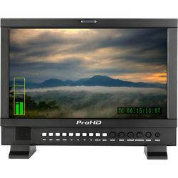 """JVC ProHD DT-X16H 3G/HD/SD-SDI/HDMI Studio LCD Monitor (15.6"""")"""