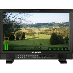 """JVC ProHD DT-X21H 3G/HD/SD-SDI/HDMI Studio LCD Monitor (21.5"""")"""