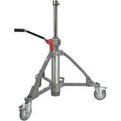 Matthews Lowboy Vator III Single Riser Crank-Operated Light Stand