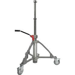 Matthews Lowboy Vator III Double Riser Crank-Operated Light Stand
