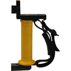 Beneath the Surface GH100 Hand Strap Kit with Grip for Travel-Lite Tray System (Yellow)