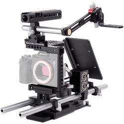 Wooden Camera Professional Accessory Kit for Sony A7 / A7R / A7S Camera
