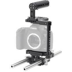 Wooden Camera Basic Accessory Kit for Canon EOS 5D Mark III/5D Mark IV