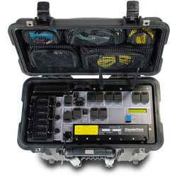 Motion FX Systems ThunderPack BMD Portable DIT Base Station