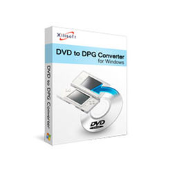 Xilisoft DVD to DPG Converter (Download)