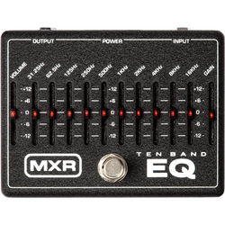 MXR M108 Ten Band Graphic EQ Pedal