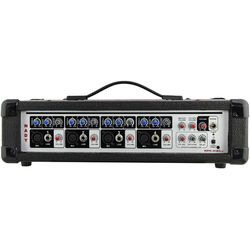 Nady MPM-4130X2 4-Channel Powered Mixer with Built-In Delay Effects