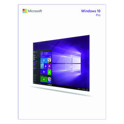 Microsoft Windows 10 Pro (32/64-bit, Download)