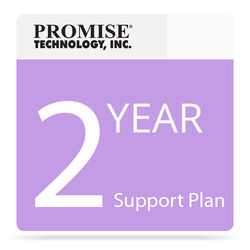 Promise Technology 24/7 Phone Support Plan for Vess A2000 Series NVR Appliance with Drives (2-Year Extension)
