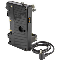 Anton Bauer QRC-FS7 Gold Mount Power Solution for Sony FS7 Camera
