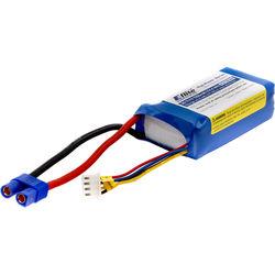 E-flite 1300mAh 3S 11.1V LiPo Battery with EC3 Connector