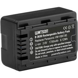 Watson VW-VBK180 Lithium-Ion Battery Pack (3.6V, 1700mAh)