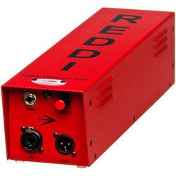 A-Designs REDDI Mono All-Tube Direct Box with Throughput