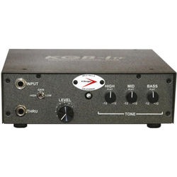 A-Designs KGB-1tf Single-Channel Solid-State Instrument Preamp and Tone Filter