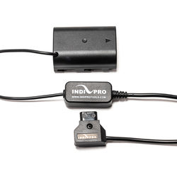 """IndiPRO Tools 9.2 Volt P-Tap Converter with 28"""" Cable for Panasonic GH4"""