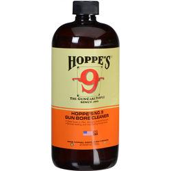 Hoppes Famous No.9 Gun Bore Cleaner (1 Quart Bottle)
