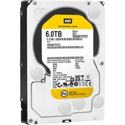 """WD 6TB Re Datacenter 7200 rpm SATA III 3.5"""" Internal HDD"""