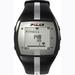 Polar FT7 Training Computer Watch (Black/Silver)