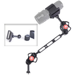 Aquatica 3-Section Delta 3 Arm Set with Light Saddle for Focus or Video Light