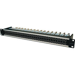 Canare 32MD-ST-1.5RU Staggered Mid-Size Video Patchbay (1.5 RU)