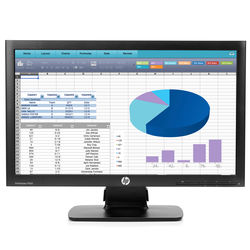 "HP P202 20"" Widescreen LED Backlit ProDisplay Monitor (Smart Buy)"