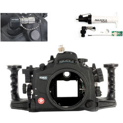 Aquatica AD800 Underwater Housing for Nikon D800 or D800E with Vacuum Check System (Ikelite TTL Strobe Connector)