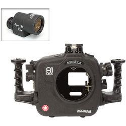 Aquatica A1Dcx Pro Underwater Housing for Canon EOS-1D C or 1D X with Aqua VF (Dual Nikonos Strobe Connectors)