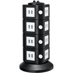 Yubi Power 32-Port USB Charging Power Tower
