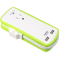 Yubi Power EZ to Go Travel Power Strip