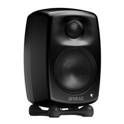 Genelec G One Two-Way Active Speaker (Single, Black)