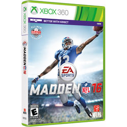 Electronic Arts Madden NFL 16 (Xbox 360)