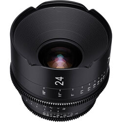 Rokinon Xeen 24mm T1.5 Lens for Micro Four Thirds Mount
