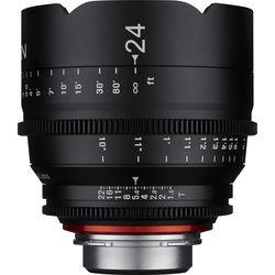 Rokinon Xeen 24mm T1.5 Lens for PL Mount