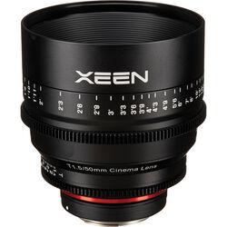 Rokinon Xeen 50mm T1.5 Lens for Canon EF Mount