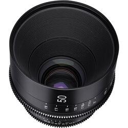 Rokinon Xeen 50mm T1.5 Lens for Micro Four Thirds Mount