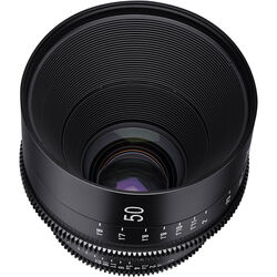 Rokinon Xeen 50mm T1.5 Lens for Nikon F Mount
