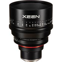 Rokinon Xeen 50mm T1.5 Lens for Sony E-Mount