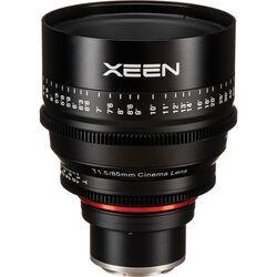Rokinon Xeen 85mm T1.5 Lens for Sony E-Mount