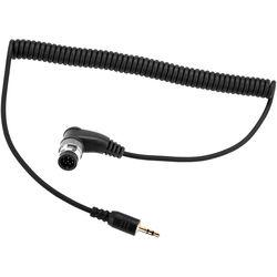 Vello 2.5mm Remote Shutter Release Cable for Nikon 10-Pin Cameras