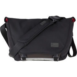Crumpler Considerable Embarrassment Laptop Messenger Bag (Black)