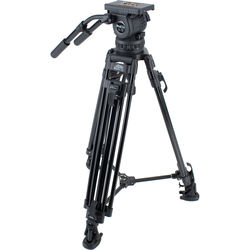 Davis & Sanford ProElite Tripod System with 3-15 Fluid Head