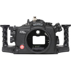 Aquatica A7D Mk II Underwater Housing for Canon 7D Mark II (Ikelite TTL Strobe Connector)