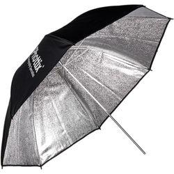 "Phottix 50"" Para-Pro Reflective Umbrella (Silver/ Black)"