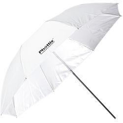 "Phottix Small Double-Folding Shoot-Through Umbrella (36"", White)"